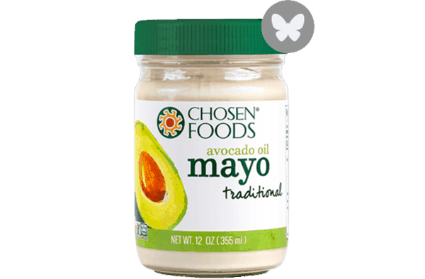 $2.00 for Chosen Foods® Avocado Oil Mayonnaise. Offer available at multiple stores.