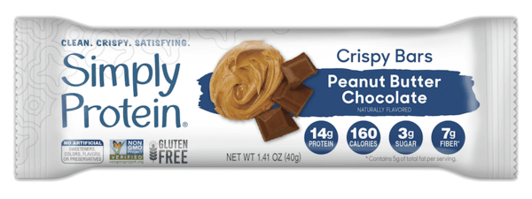 $0.50 for SimplyProtein® Bars. Offer available at multiple stores.