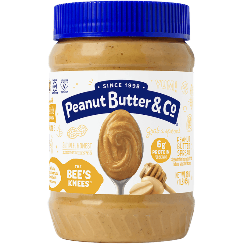 $1.00 for Peanut Butter & Co®. Offer available at Hannaford, Food Lion.