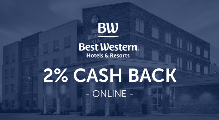 $0.00 for Best Western (expiring on Friday, 10/31/2025). Offer available at Best Western.