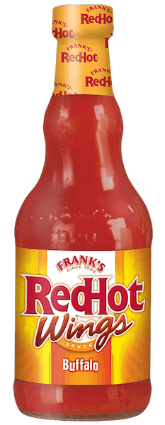 $0.50 for Frank's RedHot® Original or Buffalo Wings Sauce (expiring on Wednesday, 01/02/2019). Offer available at multiple stores.