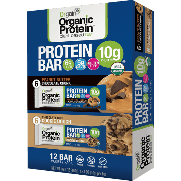 $3.00 for Orgain® Organic Plant-Based Protein Bars (expiring on Monday, 07/01/2019). Offer available at Sam's Club.