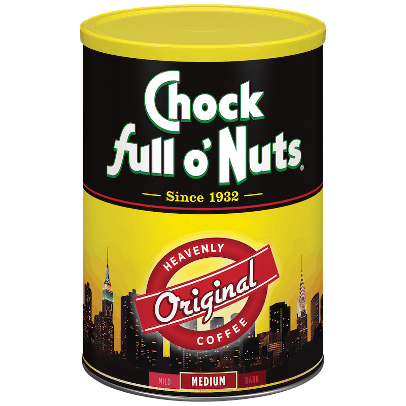 $2.00 for Chock full o' Nuts® Ground Coffee. Offer available at Walmart.