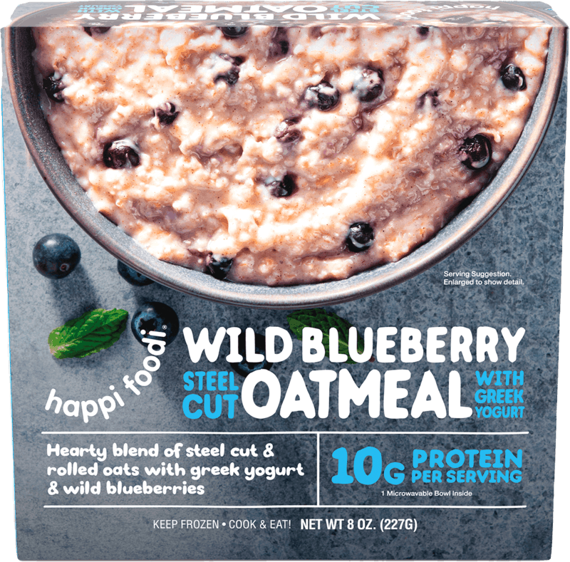 $0.75 for Happi Foodi© Oatmeal (expiring on Wednesday, 03/17/2021). Offer available at multiple stores.