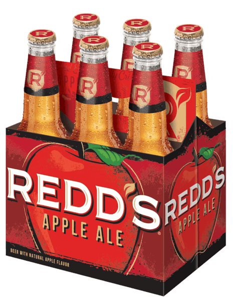 $1.50 for REDD'S® Apple Ale. Offer available at multiple stores.
