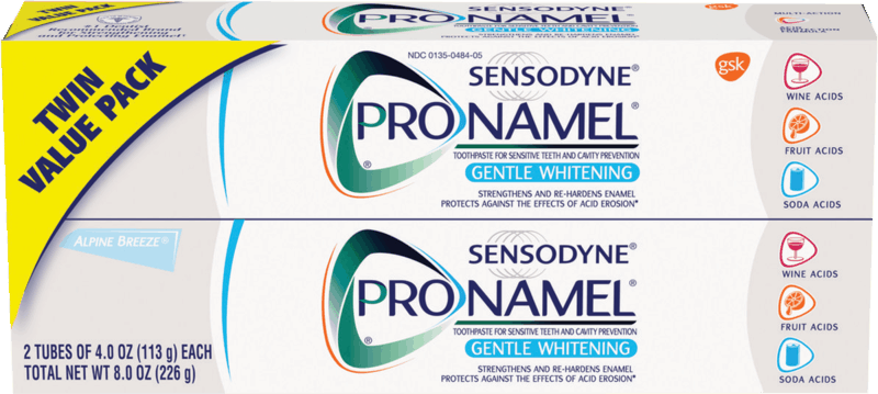$2.00 for Sensodyne Pronamel Toothpaste (expiring on Monday, 11/30/2020). Offer available at Walmart, Walmart Grocery.