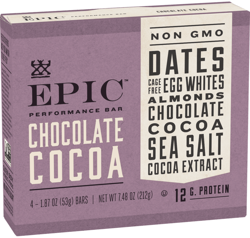 $1.00 for EPIC Provisions™ Bars (expiring on Monday, 03/02/2020). Offer available at Target.