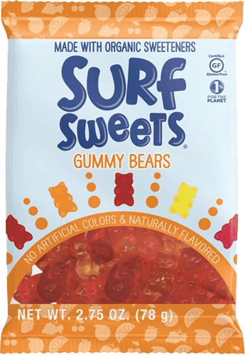 $1.00 for Surf Sweets Candy (expiring on Saturday, 05/27/2017). Offer available at Target, H-E-B, Whole Foods Market®, Sprouts Farmers Market.