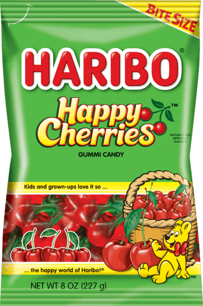 $0.25 for HARIBO® Gummi Candy (expiring on Sunday, 11/26/2017). Offer available at Walmart.