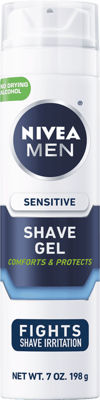 $0.50 for NIVEA MEN Shave Gel (expiring on Monday, 01/31/2022). Offer available at multiple stores.
