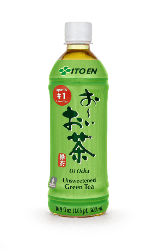 $0.25 for Oi Ocha or Ito En Jasmine (expiring on Saturday, 08/15/2020). Offer available at multiple stores.