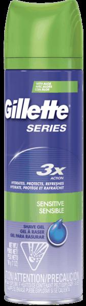 $0.50 for Gillette® OR Gillette® Venus® Shave Gel or Shave Prep (expiring on Thursday, 08/02/2018). Offer available at multiple stores.