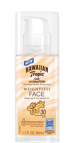 $1.50 for Hawaiian Tropic®. Offer available at Walmart.