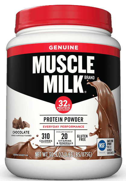 $3.00 for Muscle Milk® Genuine Protein Powder (expiring on Tuesday, 04/25/2017). Offer available at multiple stores.