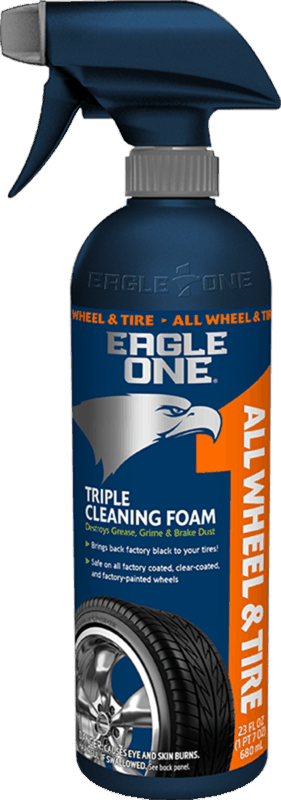 $2.25 for Eagle One® All Wheel and Tire Cleaner. Offer available at Walmart.