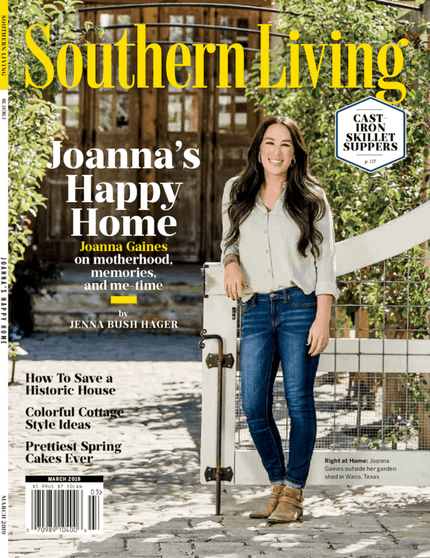$1.00 for Southern Living Magazine (expiring on Wednesday, 10/02/2019). Offer available at Walmart.