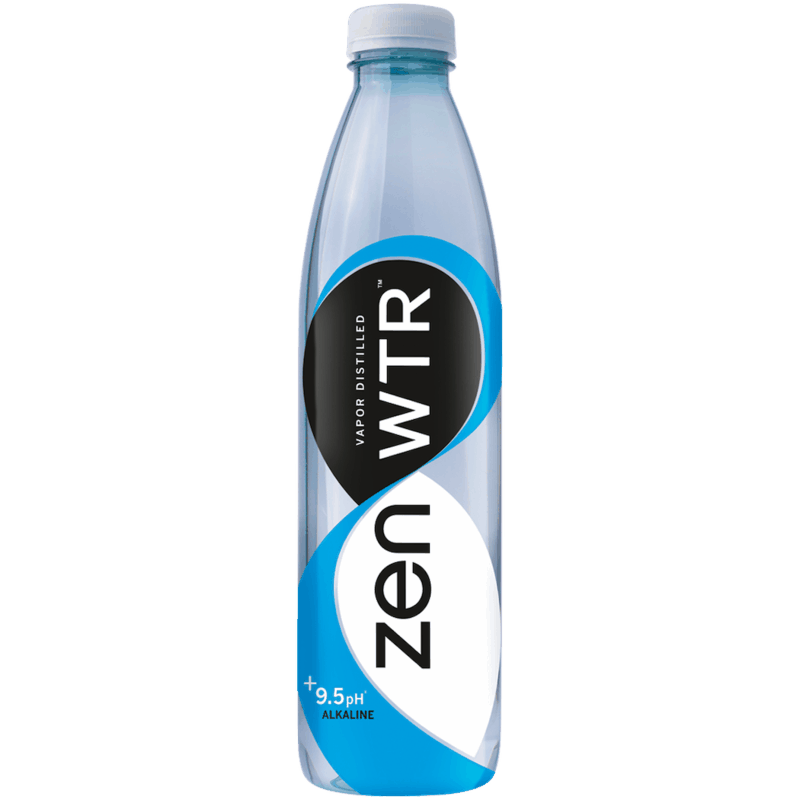 $1.00 for ZenWTR Vapor Distilled Alkaline Water. Offer available at Whole Foods Market.