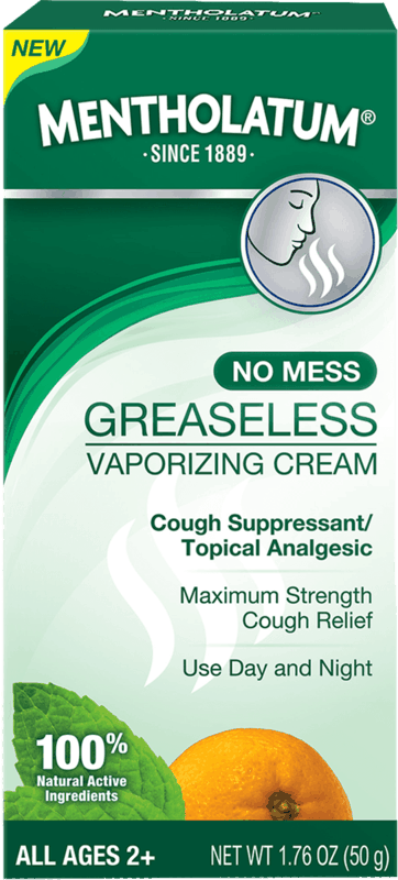 $1.00 for Mentholatum Greaseless Vaporizing Cream (expiring on Sunday, 03/01/2020). Offer available at multiple stores.