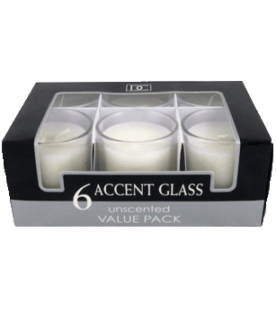 $0.50 for Unscented Candles. Offer available at JOANN .