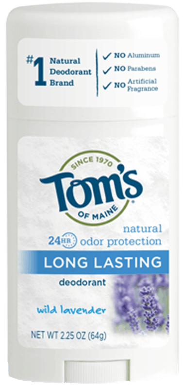 $1.50 for Tom's of Maine® Deodorant (expiring on Saturday, 11/02/2019). Offer available at multiple stores.