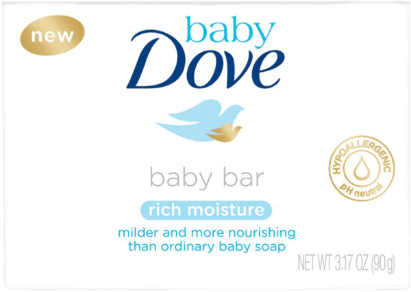 $0.50 for Baby Dove Bar Soap (expiring on Saturday, 06/30/2018). Offer available at Walmart.