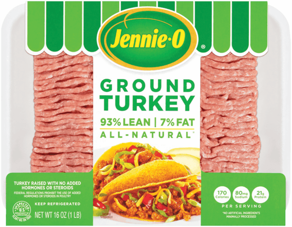 $0.70 for JENNIE-O® Ground Turkey (expiring on Wednesday, 01/02/2019). Offer available at multiple stores.