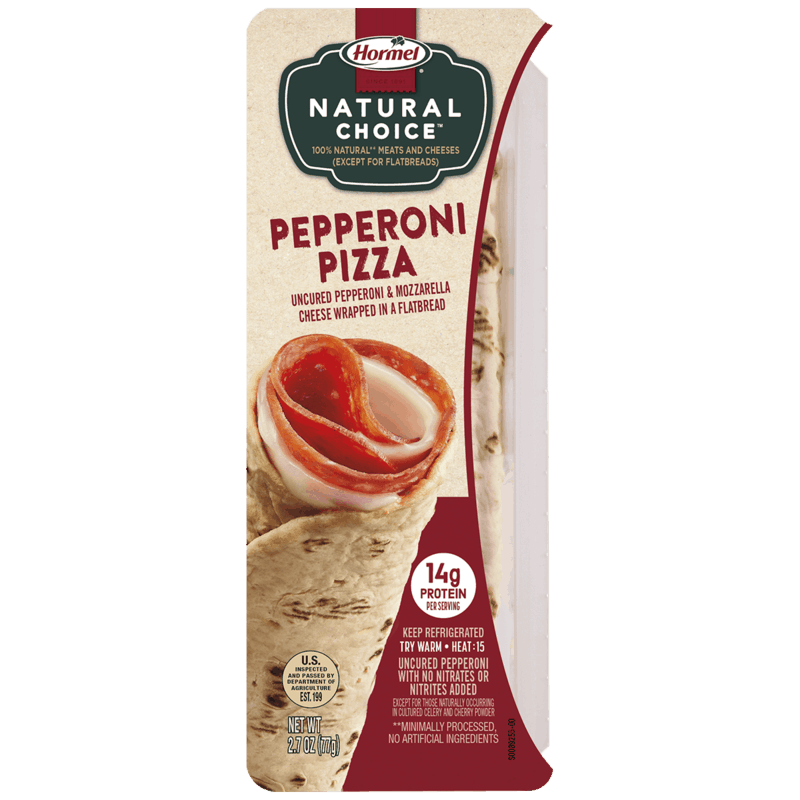 $0.50 for HORMEL® NATURAL CHOICE® Snacks (expiring on Monday, 03/02/2020). Offer available at multiple stores.