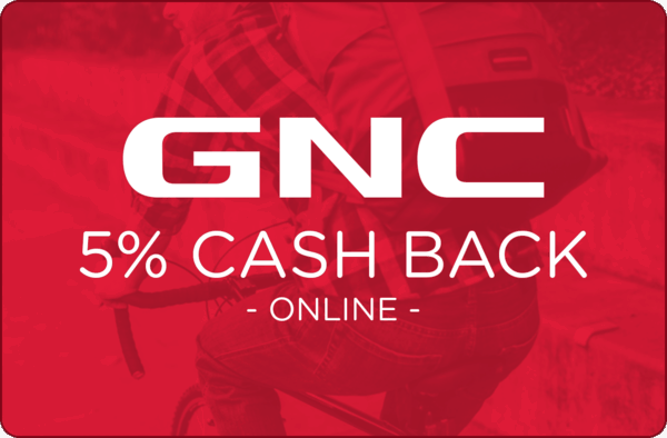 $0.00 for GNC (expiring on Monday, 04/01/2019). Offer available at GNC.com.