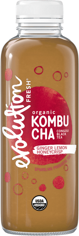 $1.00 for Evolution Fresh® Kombucha (expiring on Saturday, 11/02/2019). Offer available at multiple stores.