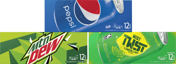 $1.20 for Pepsi™ Products. Offer available at multiple stores.