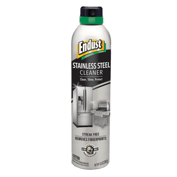 $1.00 for Endust® Stainless Steel Cleaner (expiring on Friday, 11/01/2019). Offer available at ShopRite, Harris Teeter, Hy-Vee, Hannaford, Shopko.