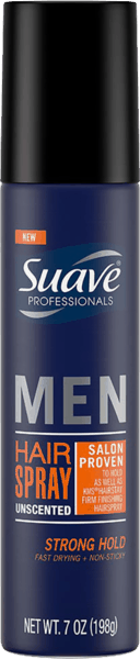 $1.00 for Suave Men® Hairspray (expiring on Sunday, 02/25/2018). Offer available at Walmart.