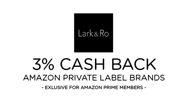 $0.00 for Lark & Ro (expiring on Thursday, 04/30/2020). Offer available at Amazon.