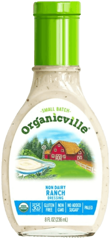 $1.00 for Organicville (expiring on Sunday, 08/02/2020). Offer available at multiple stores.
