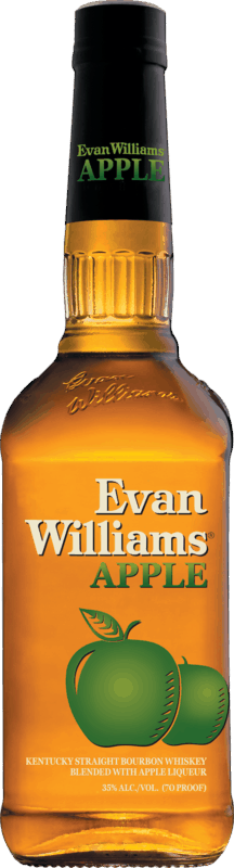 $1.00 for Evan Williams Flavors (expiring on Saturday, 10/31/2020). Offer available at multiple stores.