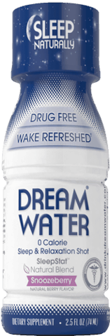 $0.25 for Dream Water Sleep Aid  - Liquid Melatonin (expiring on Friday, 11/30/2018). Offer available at multiple stores.