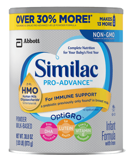 $2.50 for Similac® Infant Formula (expiring on Friday, 09/22/2017). Offer available at multiple stores.