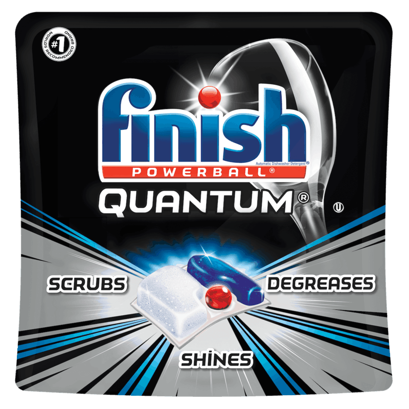 $1.00 for FINISH® Quantum®. Offer available at Walmart.