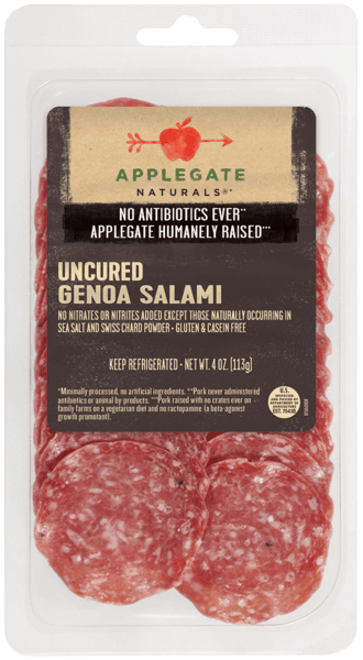 $0.25 for Applegate Naturals® Italian Meats (expiring on Saturday, 06/02/2018). Offer available at multiple stores.