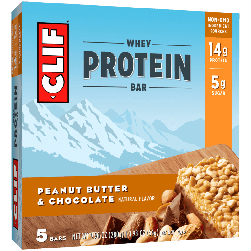 $1.00 for CLIF® Whey Protein Bars. Offer available at multiple stores.