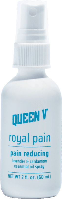 $1.50 for Queen V® Royal Pain. Offer available at Walmart.