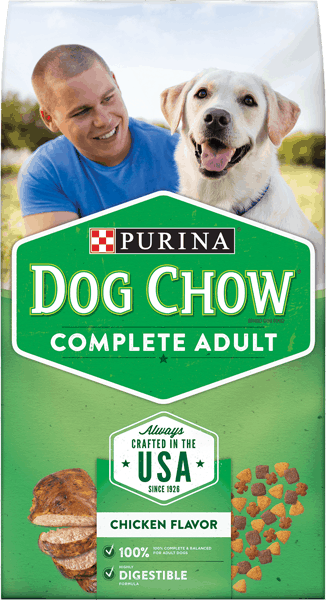 $1.00 for PURINA® Dog Chow® (expiring on Thursday, 08/17/2017). Offer available at Walmart.