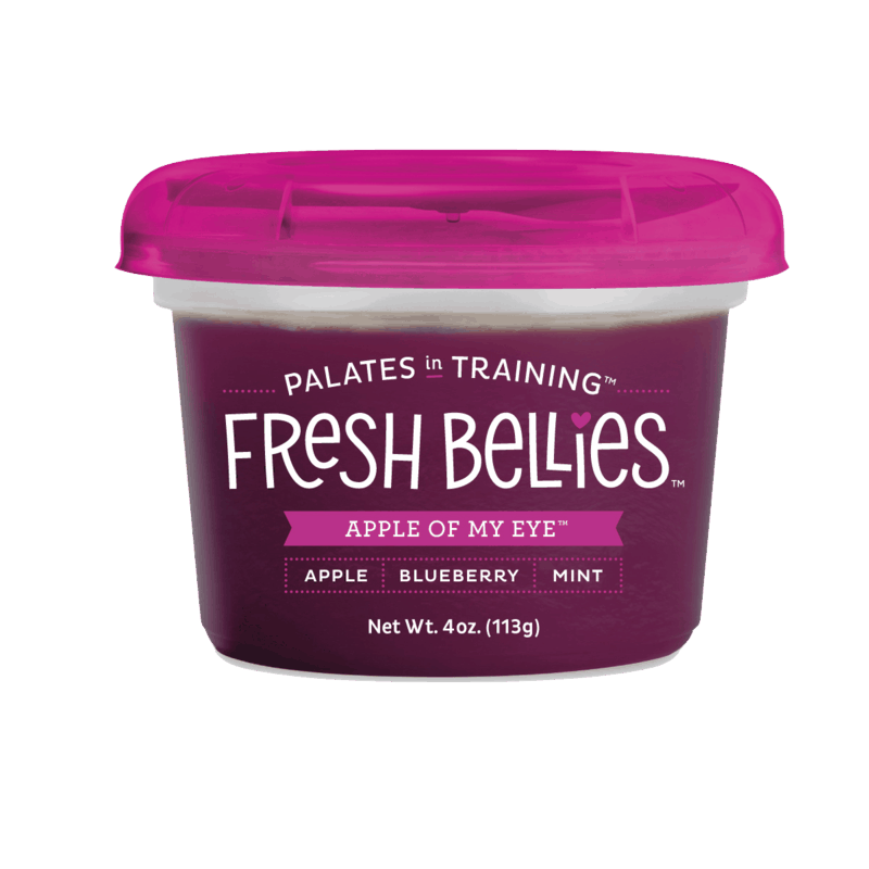 $1.00 for Fresh Bellies™ Purees (expiring on Wednesday, 08/19/2020). Offer available at multiple stores.