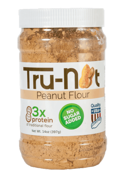 $1.00 for Tru-Nut Peanut Flour (expiring on Friday, 11/02/2018). Offer available at Publix, Market Street, Hugo's Family Marketplace.