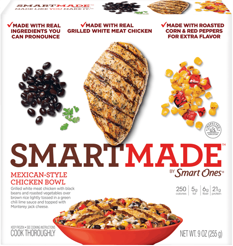 $0.75 for SMARTMADE™ by Smart Ones®. Offer available at multiple stores.