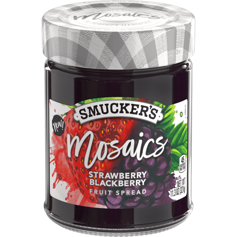 $1.00 for Smucker's Mosaics Fruit Spreads (expiring on Friday, 06/05/2020). Offer available at multiple stores.