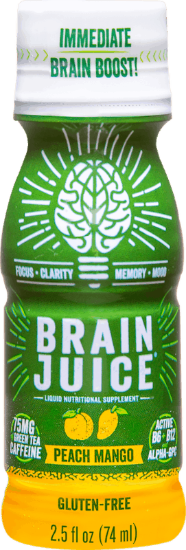 $1.00 for BrainJuice® Supplement Shot (expiring on Wednesday, 09/02/2020). Offer available at H-E-B, Whole Foods Market®, GNC, Sprouts Farmers Market.