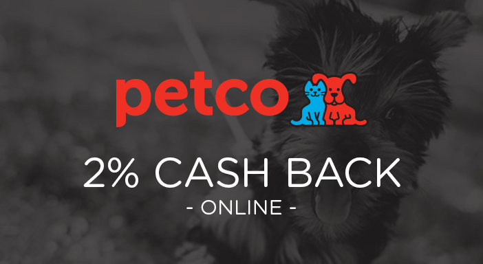 $0.00 for Petco (expiring on Monday, 03/30/2020). Offer available at Petco.com.