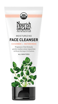 $3.00 for Nourish Organic® Facial Skin Care (expiring on Monday, 12/02/2019). Offer available at Walmart.