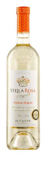$1.00 for Stella Rosa® (expiring on Saturday, 09/01/2018). Offer available at multiple stores.